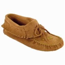 Womens Kristina Ankle Hi Peace Moccasins by Old Friend
