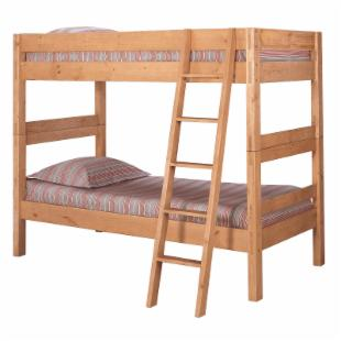 Crossroads Twin over Twin Bunk Bed