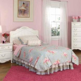 Summerset Twin Bed