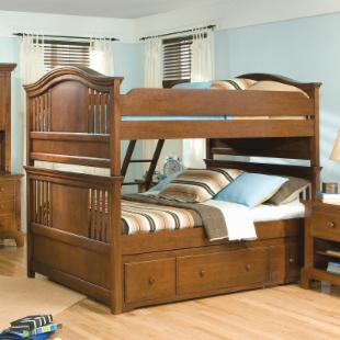 Bradford Full over Full Bunk Bed