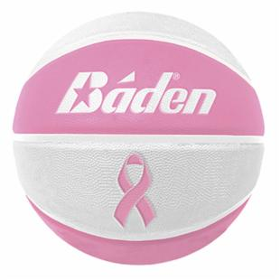 Baden Breast Cancer Awareness Basketball - Size 6
