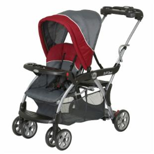Baby Trend Sit N Stand Single DX stroller-Baltic