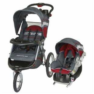 Baby Trend Expedition ELX Jogger Travel System - Baltic