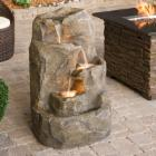  Bond Scoria Indoor/Outdoor Fountain