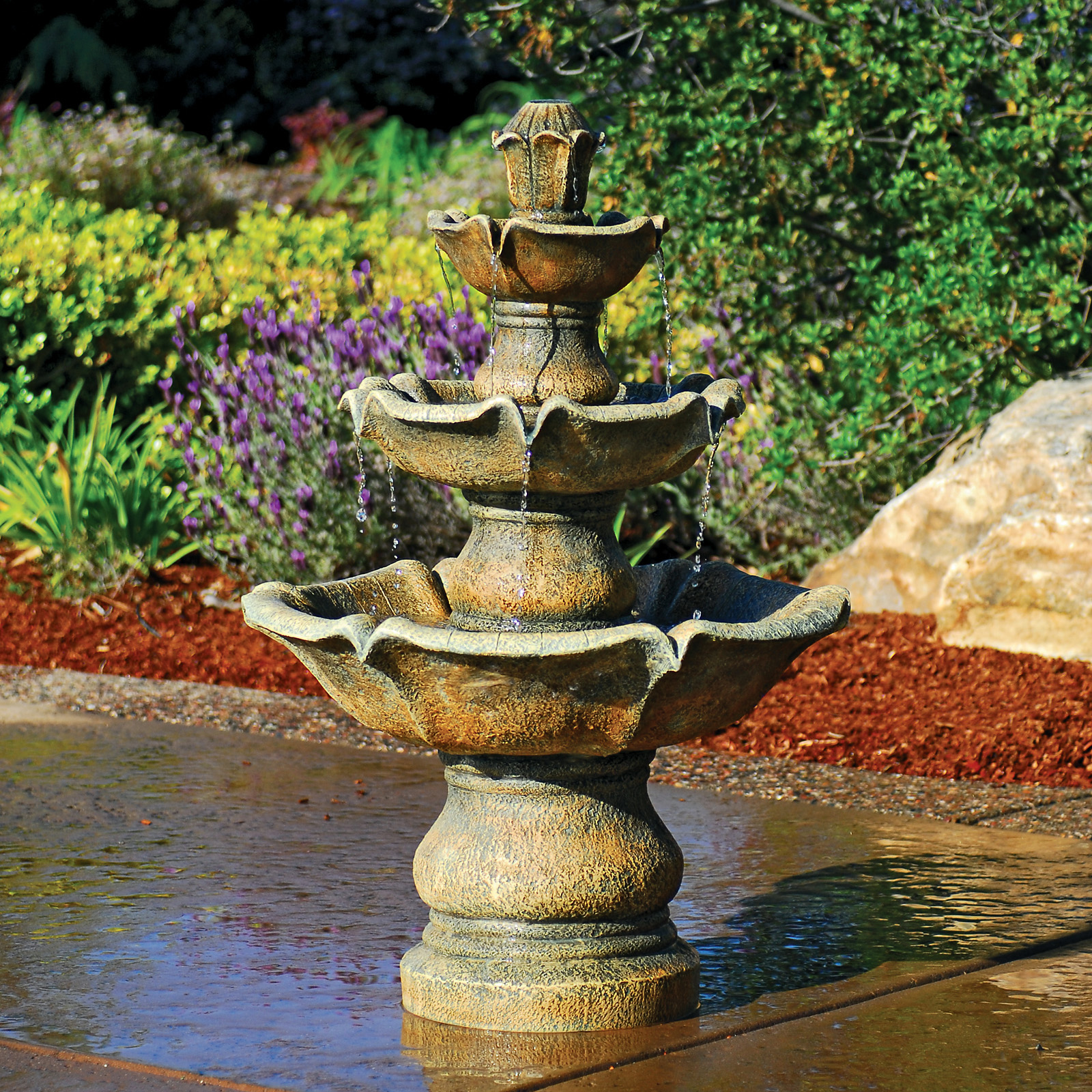 Types Of Fountains With Types Of Fountains.
