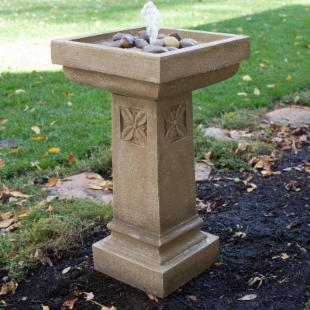 Bainbridge Bird Bath Fountain