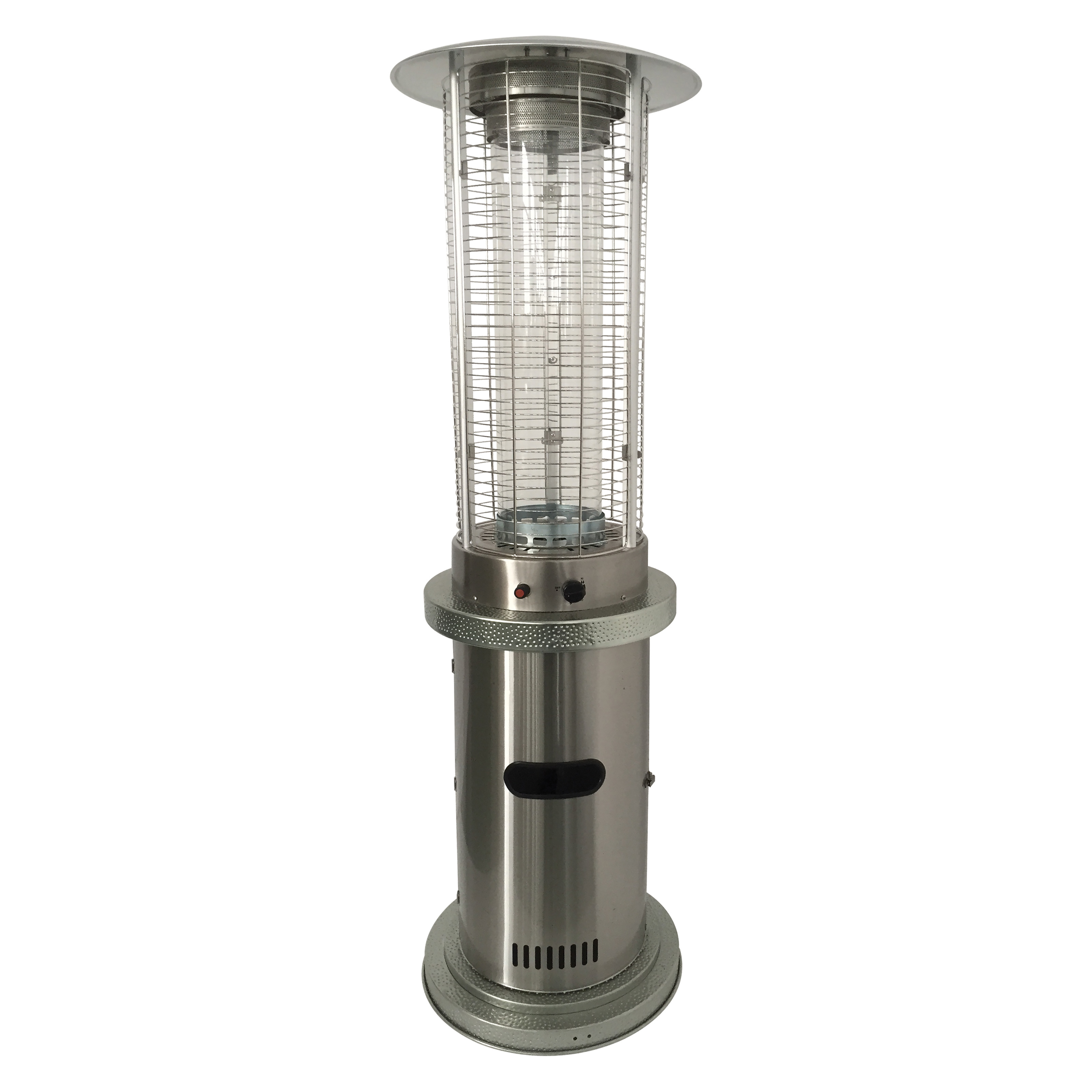 Bond Stainless Steel Rapid Induction Patio Heater Patio