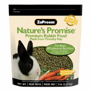 Premium Rabbit Food