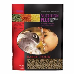 Nutrition Plus Supreme Rabbit Food