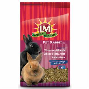 LM Rabbit Food - 8 lbs.