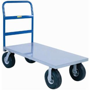 Little Giant Cushion Load Platform Cart