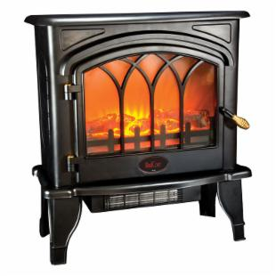 Red Core S2 Infrared Stove Heater - Black