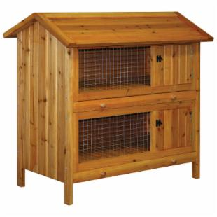 2 Story Premium Pet Hutch