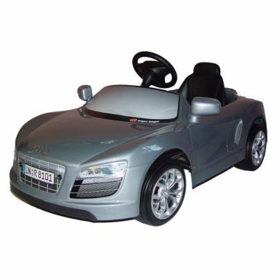 Toys Toys Audi R8 12 Volt Car Riding Toy   Gray