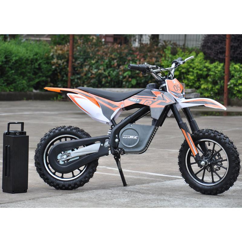 MotoTec Dirt Bike Motorcycle Battery Powered Riding Toy