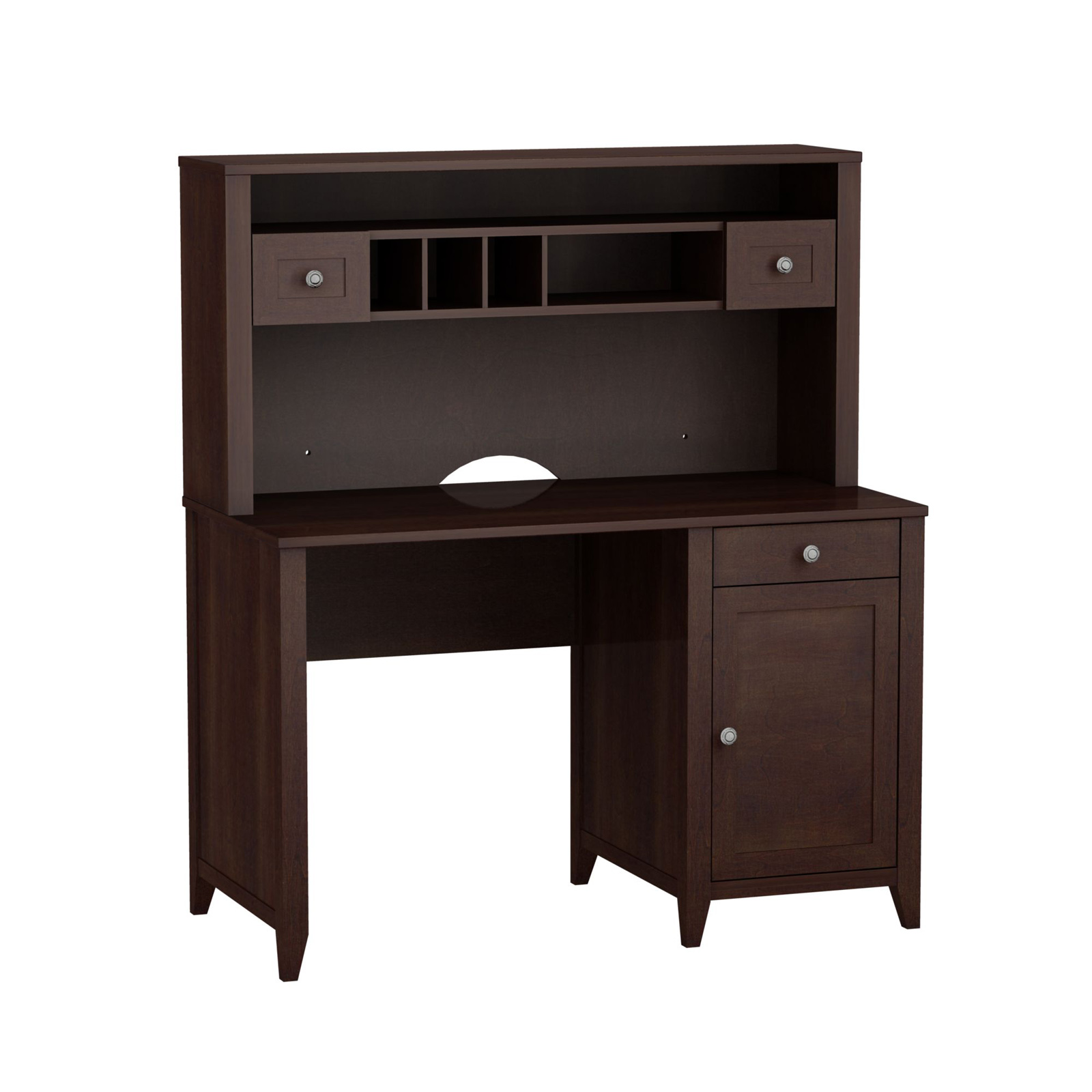 kathy ireland office by bush furniture grand expressions 48 in single