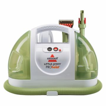 Bissell Little Green ProHeat Portable Hand Held Carpet