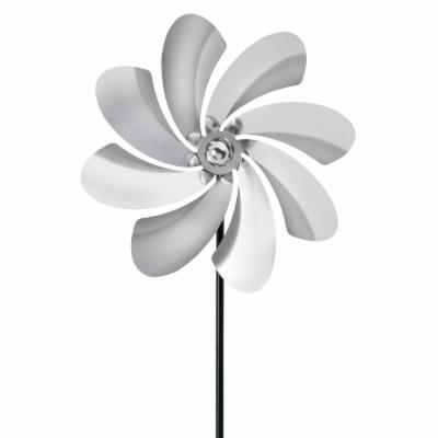 Viento Stainless Steel Contemporary Pinwheel
