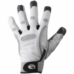 Bionic Men&#39;s Silver Elite Gardening Gloves