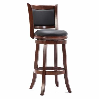 Boraam Augusta 29 in. Swivel Bar Stool
