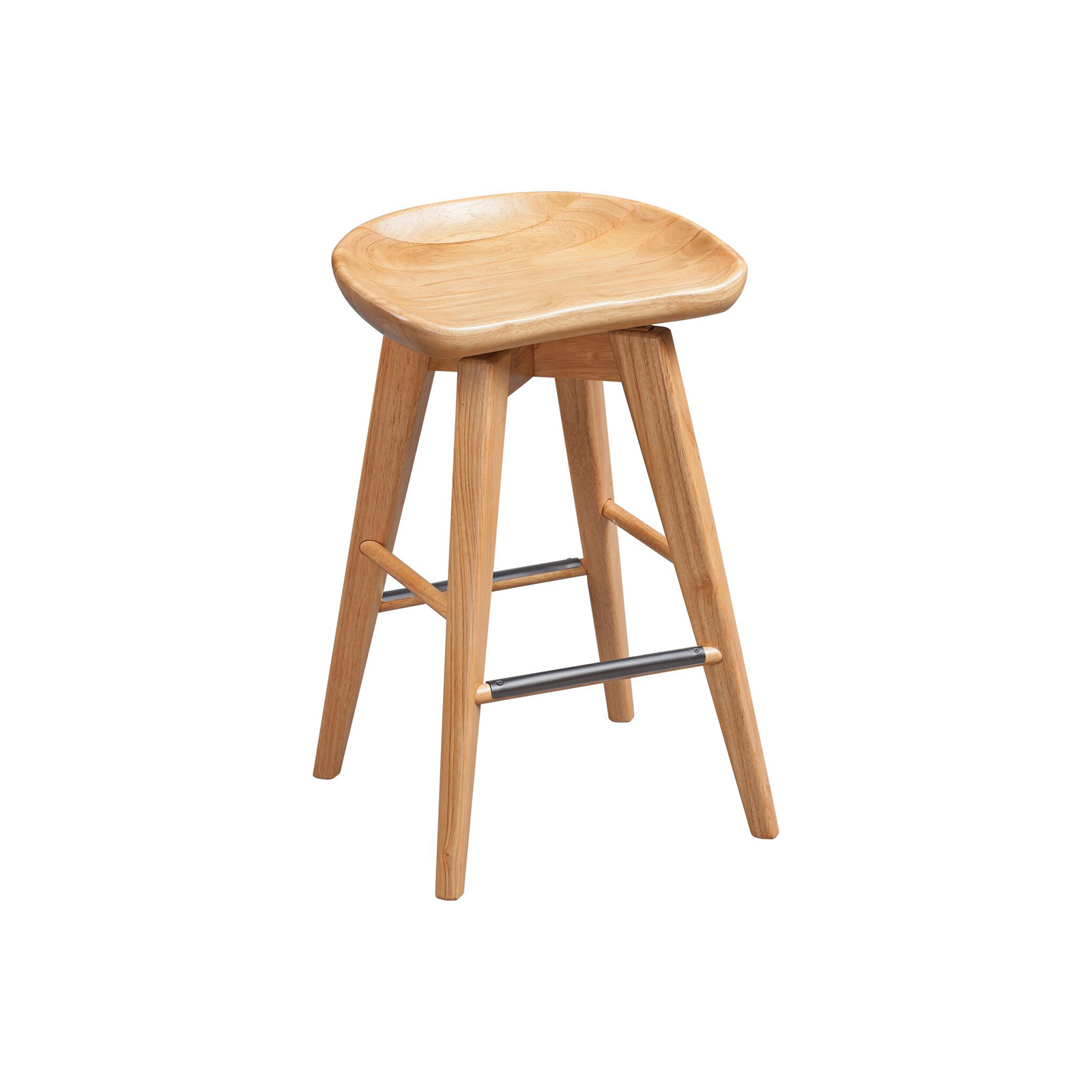 Boraam Bali 24 in Backless Swivel Counter Stool Bar  : masterBOR212 from www.hayneedle.com size 1600 x 1600 jpeg 118kB