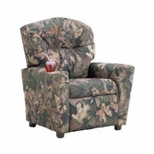 Brazil Furniture Cupholder Child Recliner