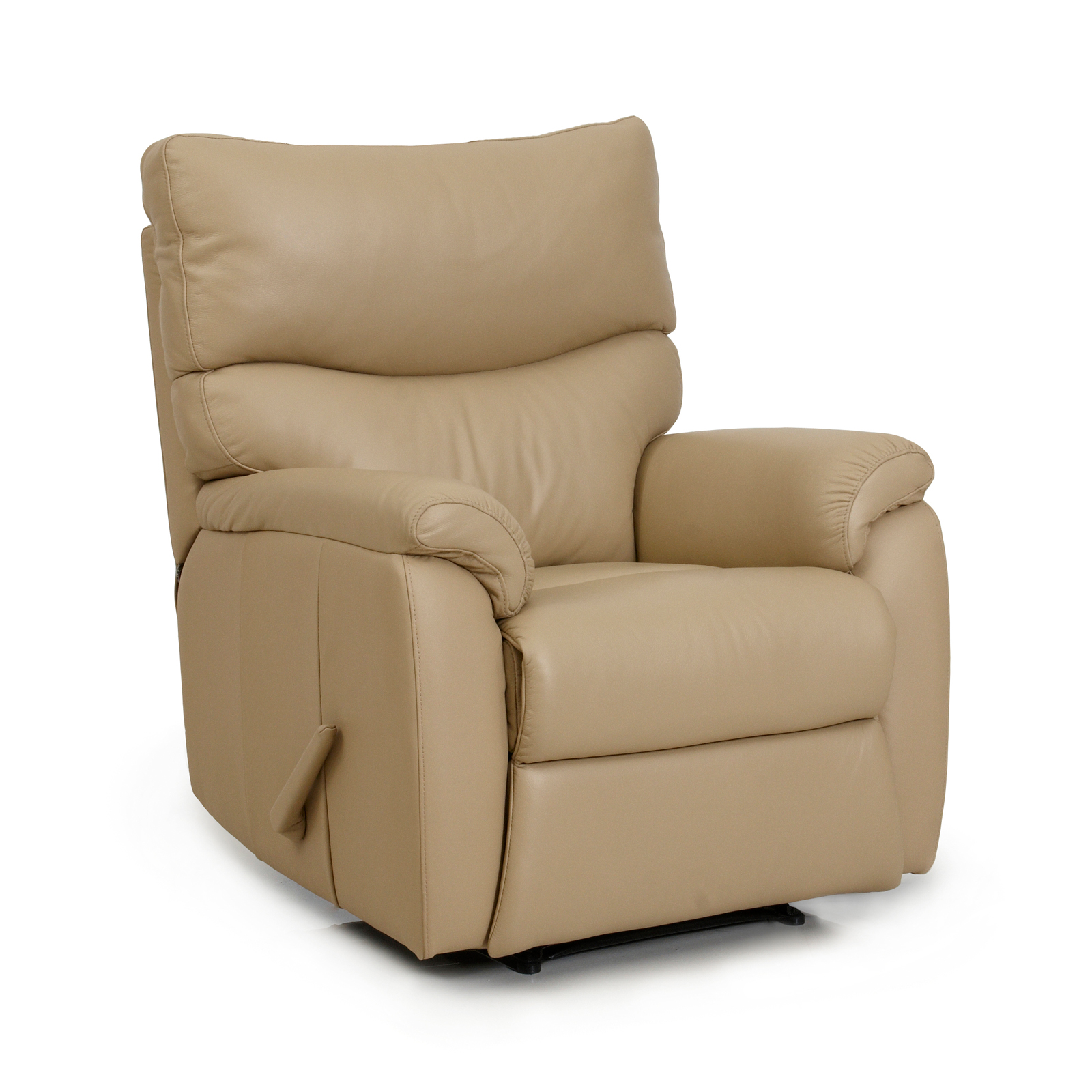 Barcalounger Bourne Ii Leather Wall Hugger Recliner At
