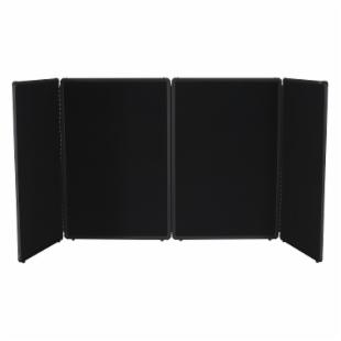 Portable Presentation Display Tabletop Divider - 8W x 4H ft.