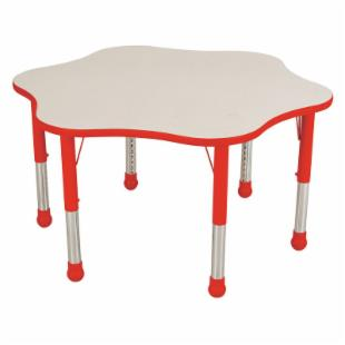 Brite Kids 48 in. Adjustable Flower Table