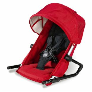Britax 2nd Seat for B-Ready Stroller - Red