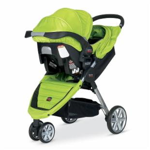 Britax B-Agile Stroller - Kiwi