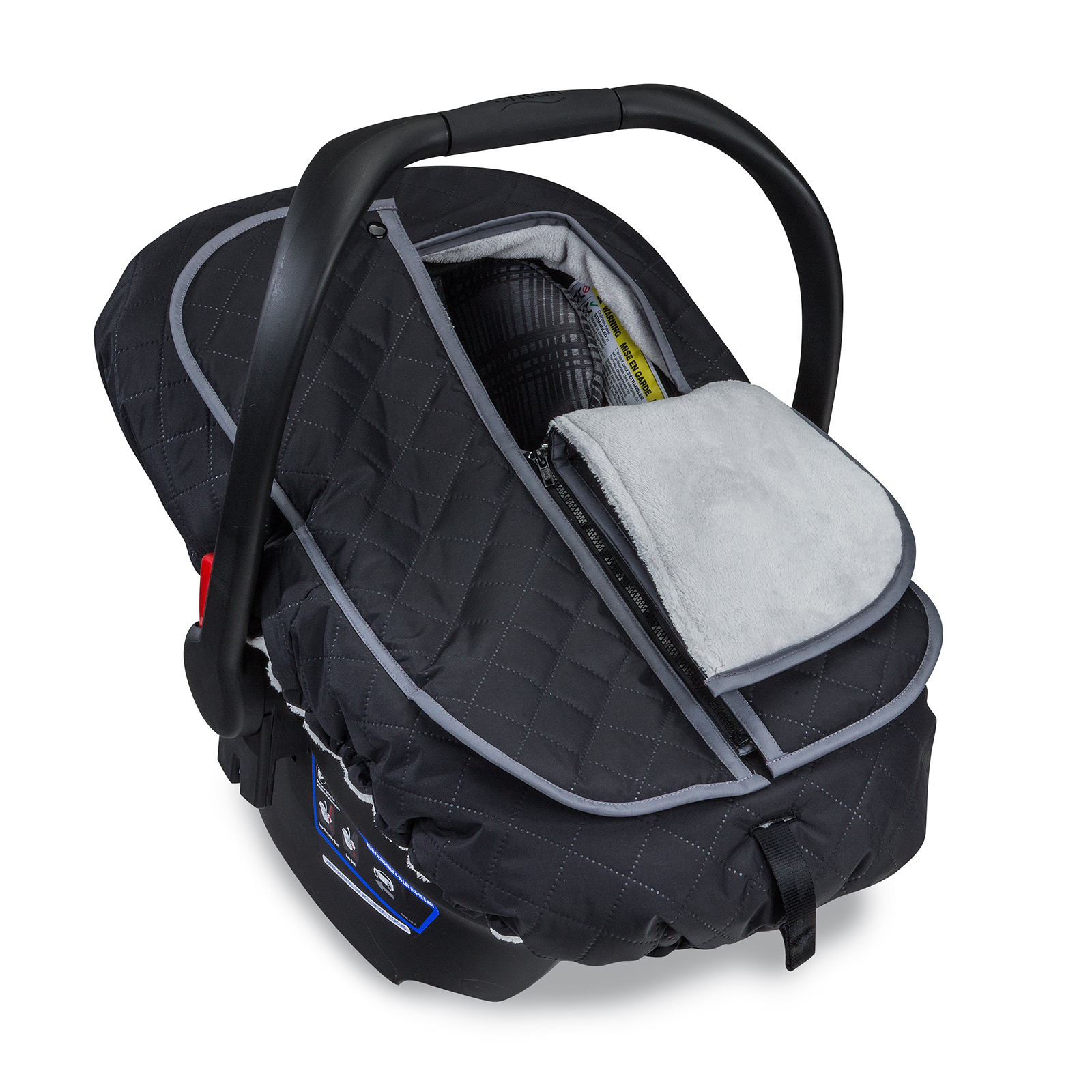 britax b warm car seat cover polar car seat accessories at hayneedle. Black Bedroom Furniture Sets. Home Design Ideas