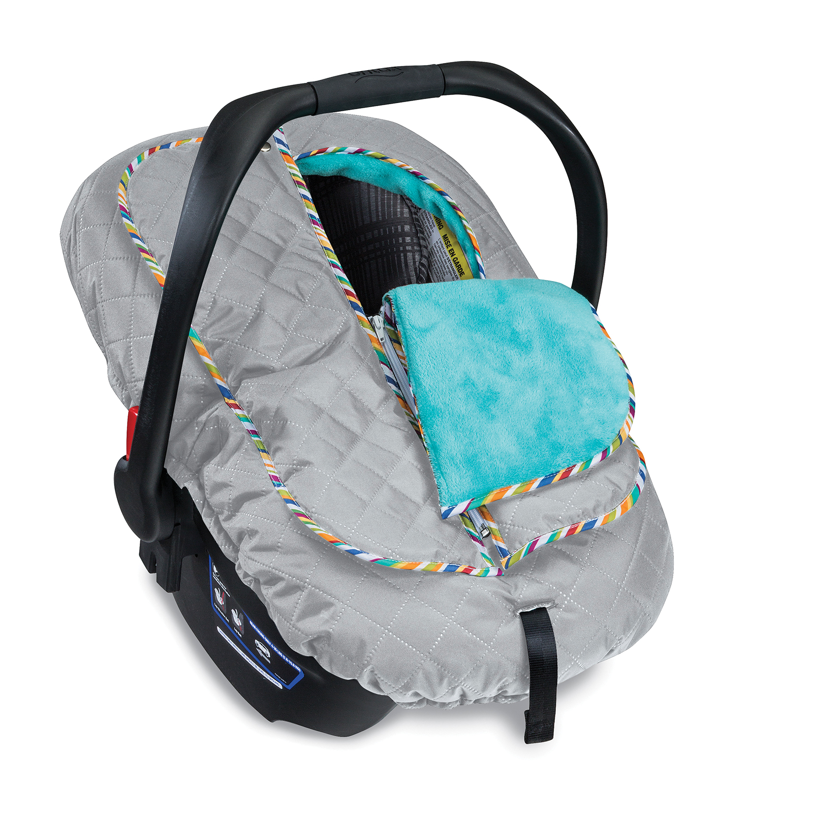 britax b warm car seat cover arctic car seat accessories at hayneedle. Black Bedroom Furniture Sets. Home Design Ideas