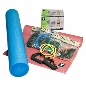 Body-Solid Tools Starter Workout Package