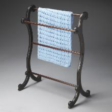  Butler Cafe Noir Quilt Rack