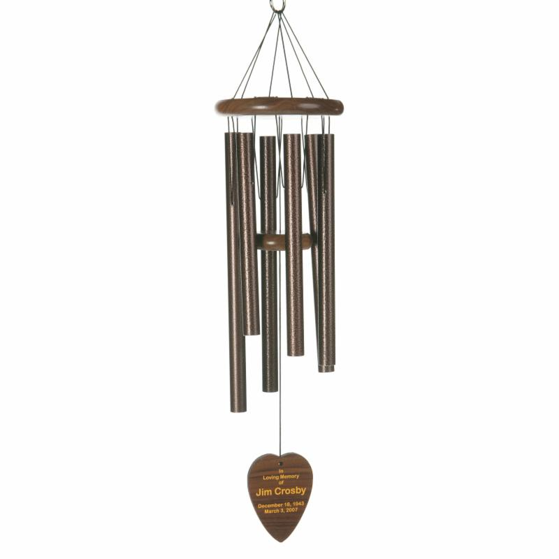 Chimes of Your Life Personalized Medium 30 Inch Wind Chime