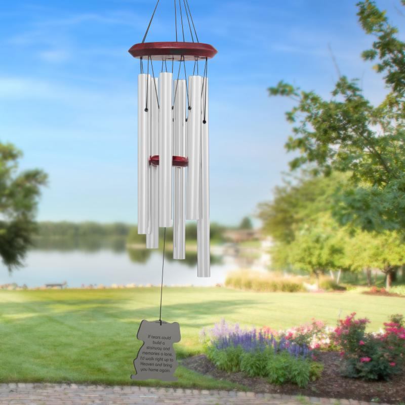 Chimes of Your Life - Dog - If Tears - Pet Memorial Wind Chime