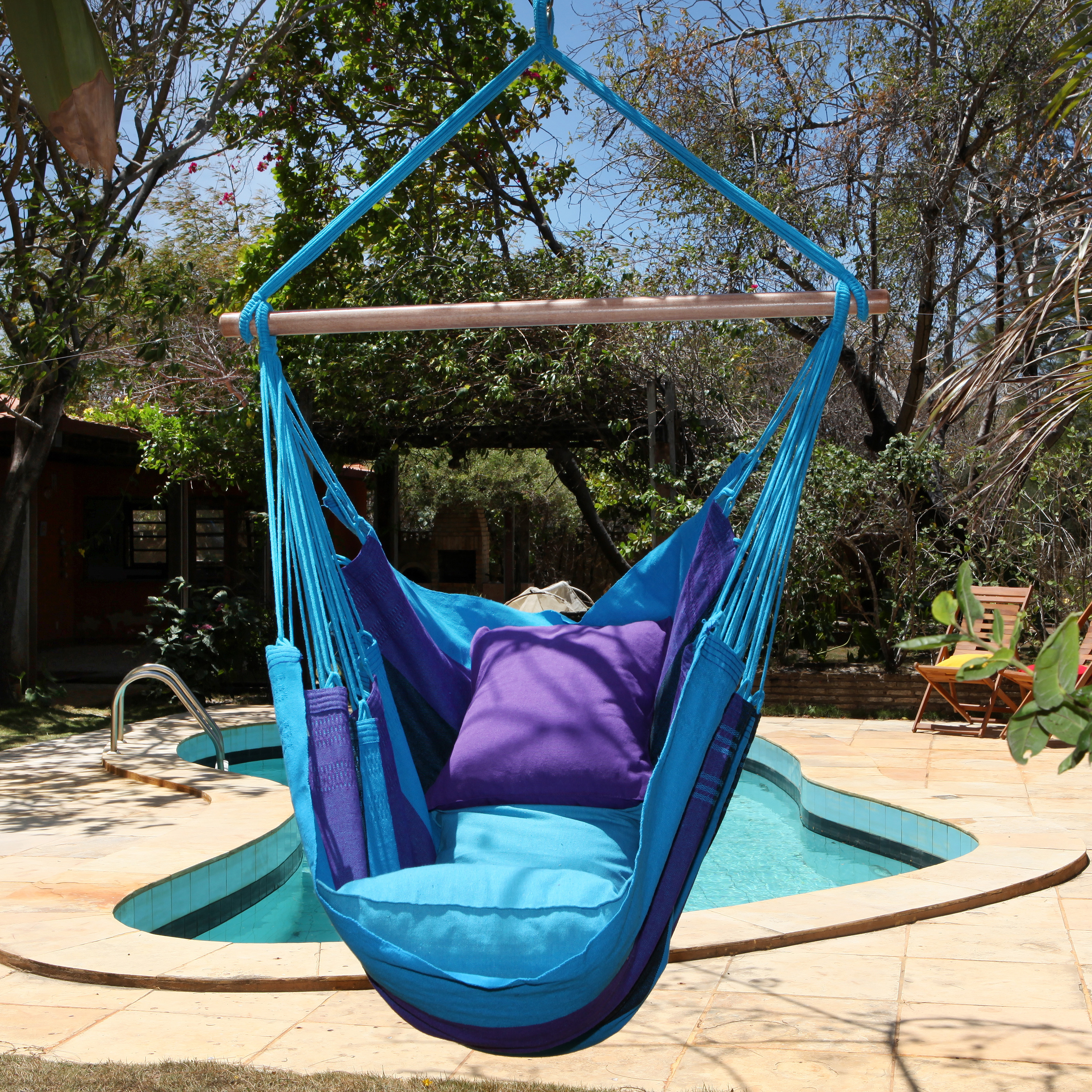 Hammocks for sale shop at for Fabric hammock chair