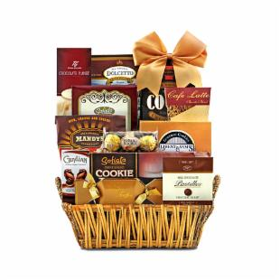 Sweets Symphony Gift Basket