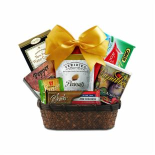 Sugar Free Delights Gift Basket