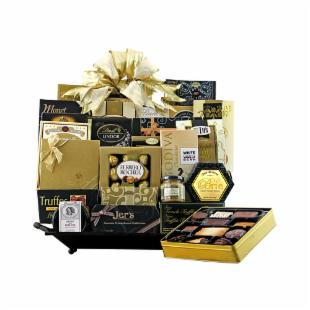 Regency Gourmet Gift Basket