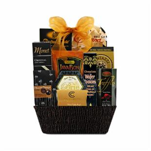 Elegant Expressions Gourmet Gift Basket