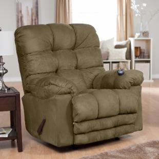 Catnapper Deluxe Magnum Heat &amp; Massage Rocker Recliner