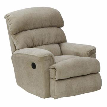 New Catnapper Pearson Polyester Power Wall Hugger Recliner 26 - 4871