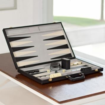 Tournament Backgammon Set