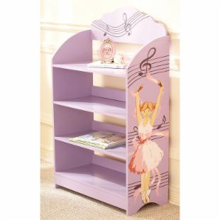 CBK Ballerina Bookcase