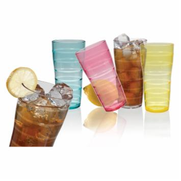  Creative Bath 26 oz. Lemonade Tumblers - Set of 8