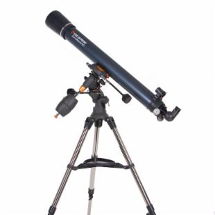 Celestron AstroMaster 90 EQ Refractor Telescope