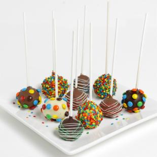 Golden Edibles Classic Cakepops