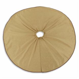 Chooty and Co. Tussah Scotch 51-in. Tree Skirt